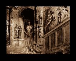 Les encens oubliés Illustrations ©Thierry Chollat