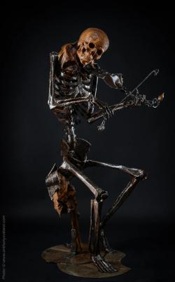Sarabande - - Thierry Chollat, sculpteur, Isère, France.