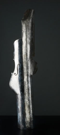 Violon, fonte. Interprétations d'instruments de Musique ©Thierry Chollat