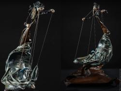 Le Florilège des Layons- Thierry Chollat, sculpteur, Isère, France.
